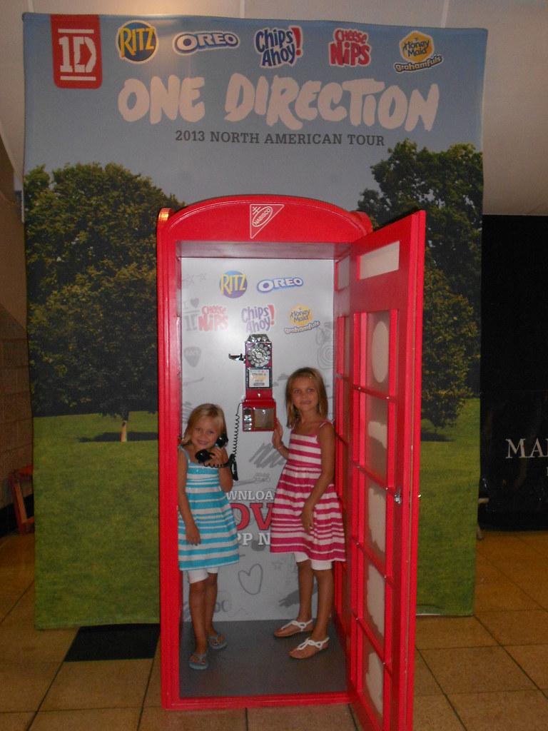 One Direction 'Take Me Home Tour', Las Vegas 2013 | Calling