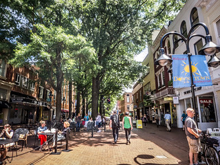 Downtown Charlottesville
