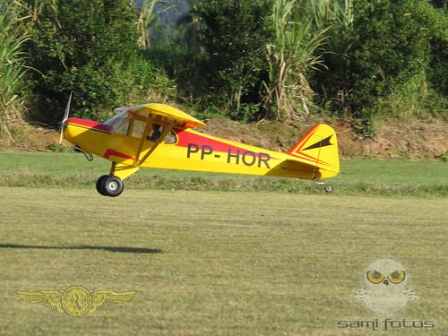Repaginação de um Piper J-3 para um Neiva P56 C Paulistinha  9546831362_d832766dd6