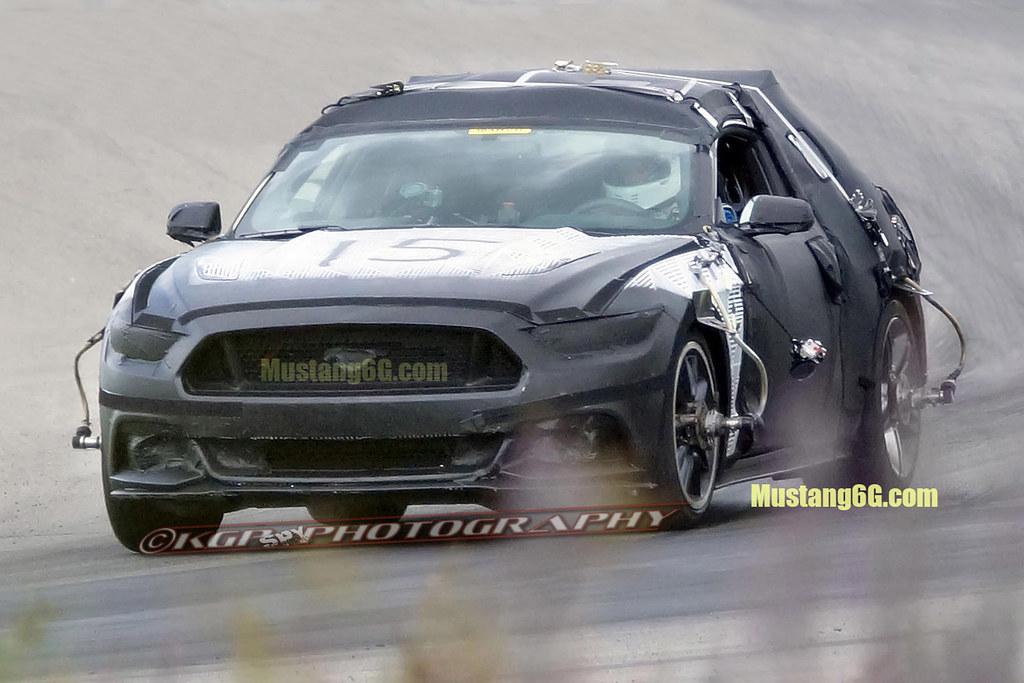 Probable 2015 Mustang News 9553357308_7b1a900950_b