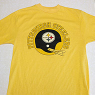 football season fashion, vintage steelers t-shirts, my fair vanity