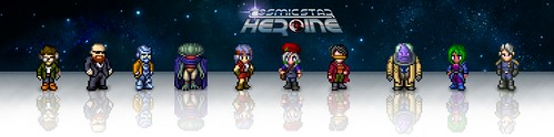 Cosmic Star Heroine Reveal, 03