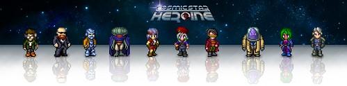 Cosmic Star Heroine Reveal, 03