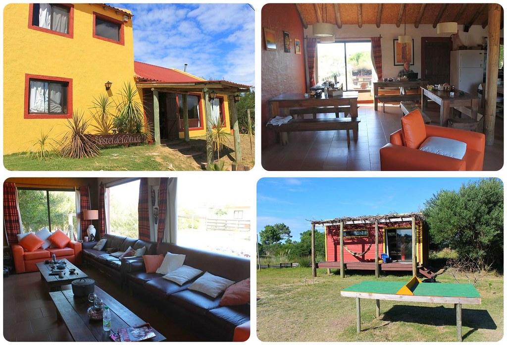 Hostel De La Viuda in Uruguay Punta Del Diablo