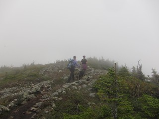 Avery Peak facing West Peak