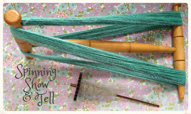 Spinning Show & Tell September 3rd
