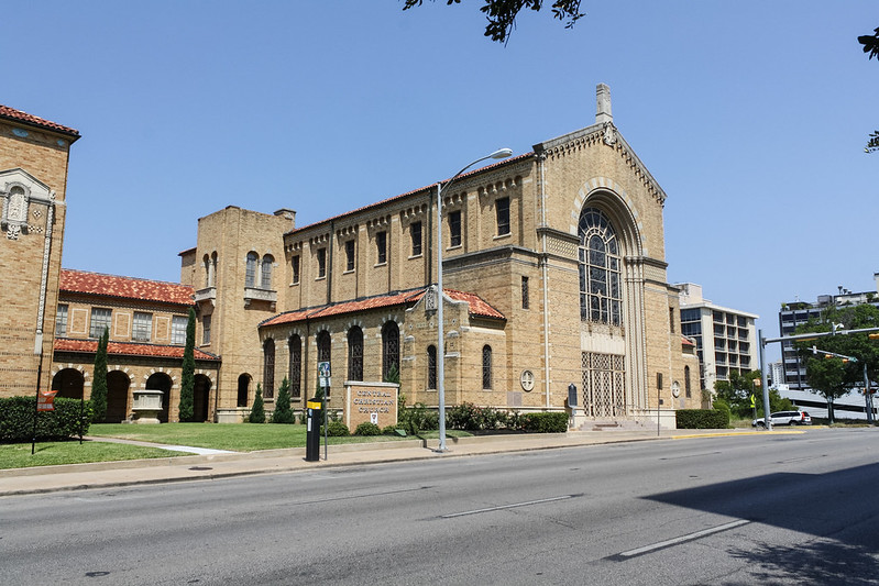 Central Christian Church, Austin
