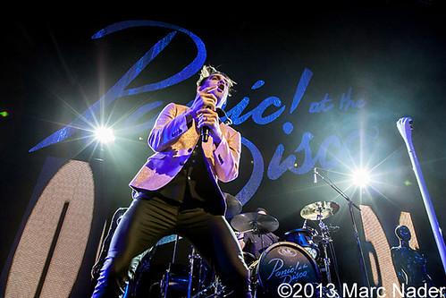 Panic! At the Disco – 09-14-13 – The Palace Of Auburn Hills, Auburn Hills, MI