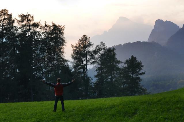 Miguel Egido Martínez de Diario de un Mentiroso en las montañas de Suiza