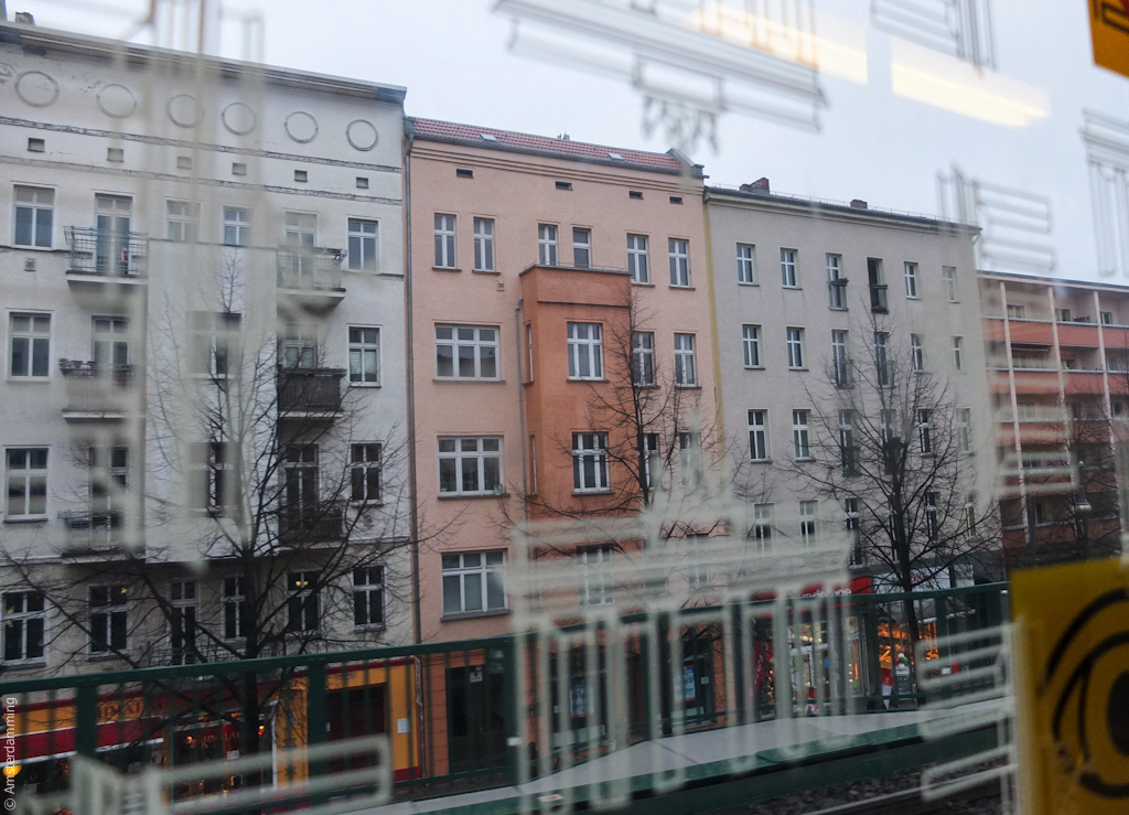 Berlin, From the U-Bahn