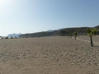 Изображение на İztuzu Plajı Iztuzu Beach. sea beach turkey coast turtle dalyan turtlebeach iztuzu