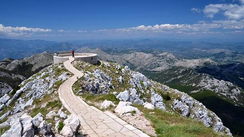 travel mountain landscape nikon sigma mausoleum balkans montenegro petrovic lovcen njegos 1750mm petarii mountlovcen d5100