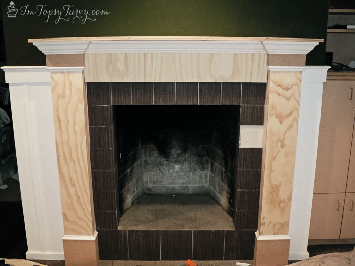 build-mantel-moulding
