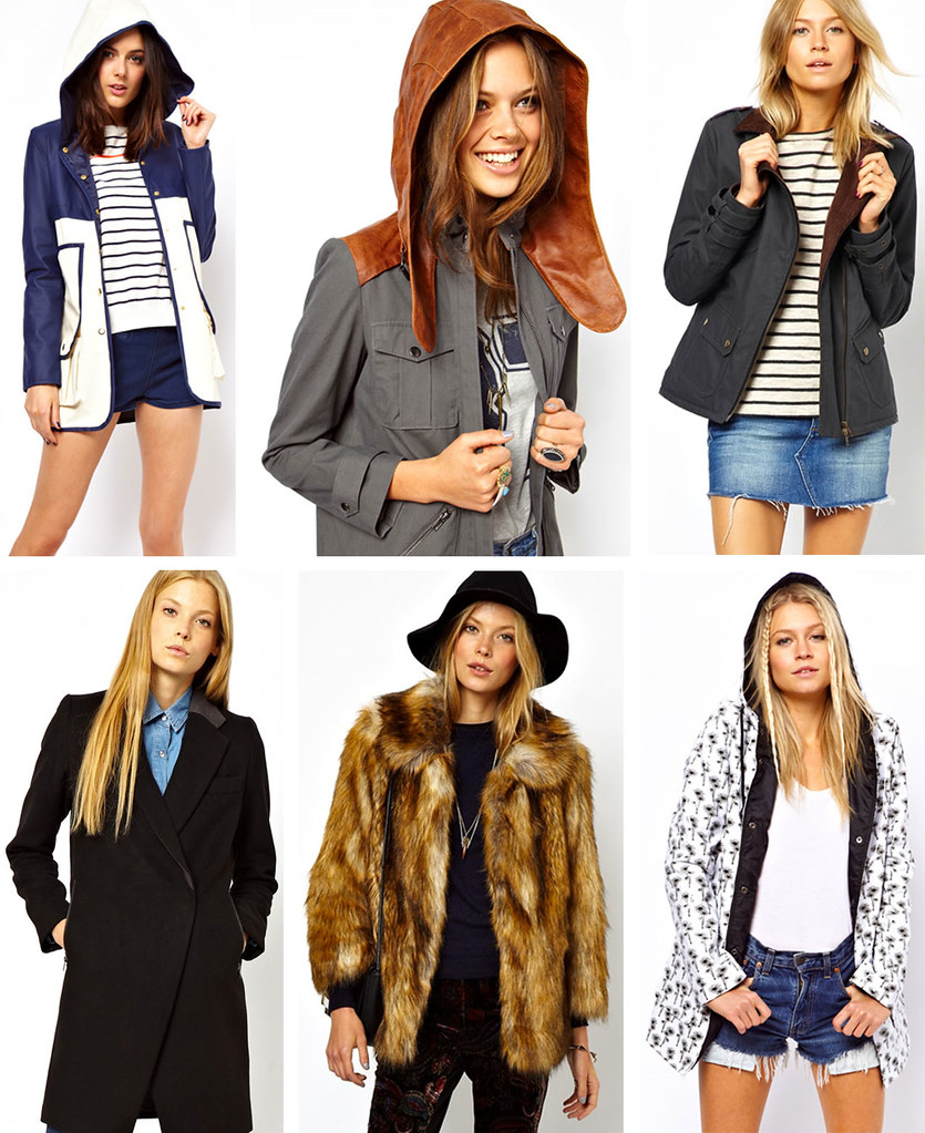 autumn wishlist coats