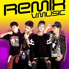 V.Music – Remix (2013) (MP3) [EP]