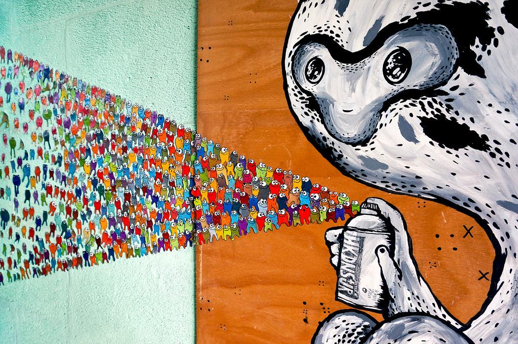 Urban Art H k d N s