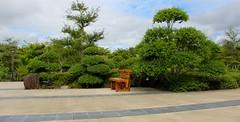 Japanese Bench -  Happy Bench Monday !!!
