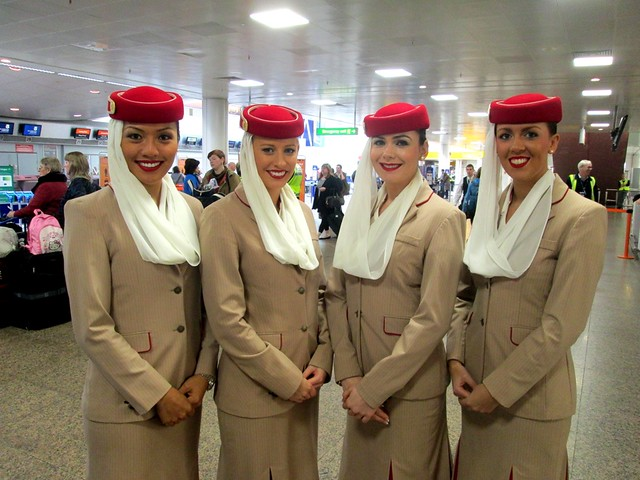 Emirates Airlines Cabin Crew Uniforms Images Frompo
