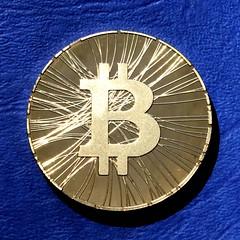比特币, bitcoin coin, physical bitcoin, bitcoin photo