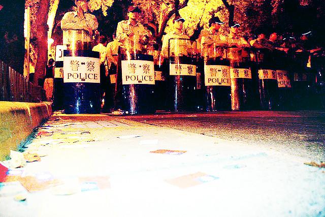 抗議,是為了用不同的聲音讓眾人得到福祉!
