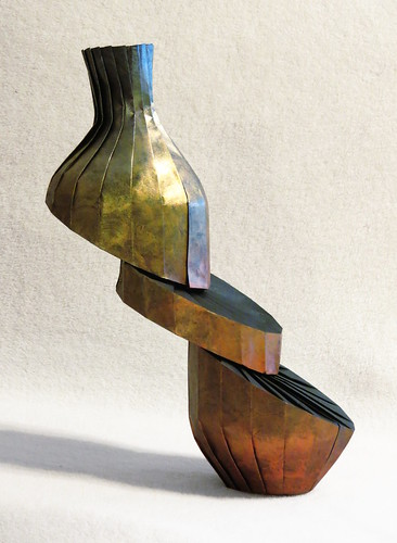 origami-vase