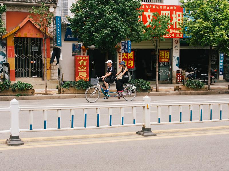無標題  【單車地圖】<br>雲南麗江古城 10648917236 e80450c224 c