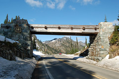 Pacific Crest Trail Bridge