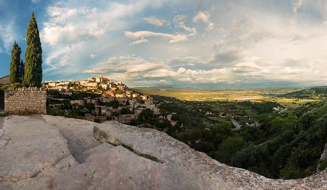 Gordes Panorama