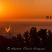 Amanece en Los Angeles / Sunrise over Los Angeles by Hector Vilorio