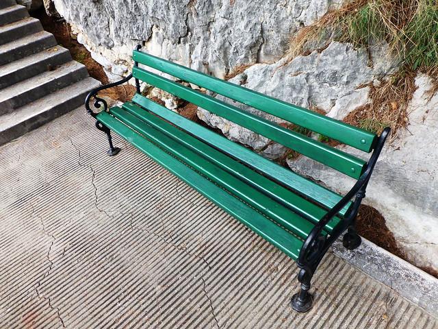 Bench in Split