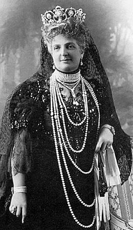 Queen Margherita (1851-1926) was the Queen consort of the Kingdom of Italy