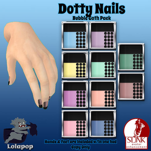 Lolapop-DottyNails-BubbleGothPack-Ad