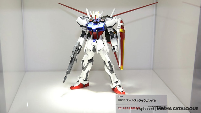 Gunpla Expo World Tour 2013 Japan - HG All Gundam Project