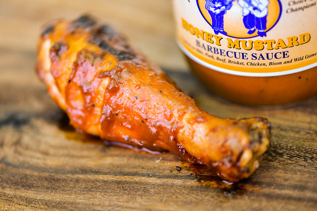 Blues Hog Honey Mustard Barbecue Sauce