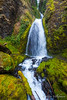 USA - Oregon - Columbia gorge - Wahkeena falls