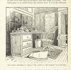 """British Library digitised image from page 118 of """"The Japs at Home"""""""