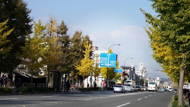 Photo:#95 馬路景。日本地名不僅有「長野」還有「高野」耶! By Agnès Ching