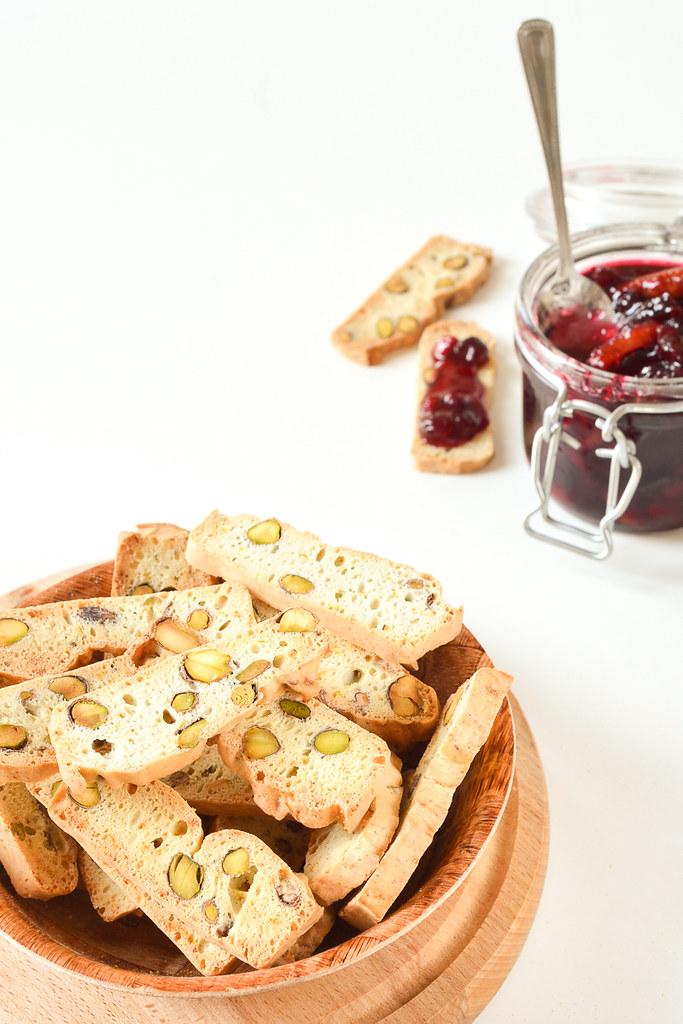 pistaatsia-jõhvika küpsised