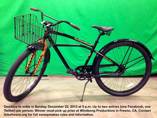 New Belgium Bike Giveaway