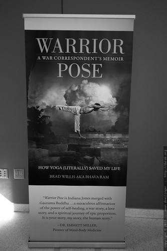 Warrior Pose: How Yoga (Literally) Saved My Life   TEDxSanDiego