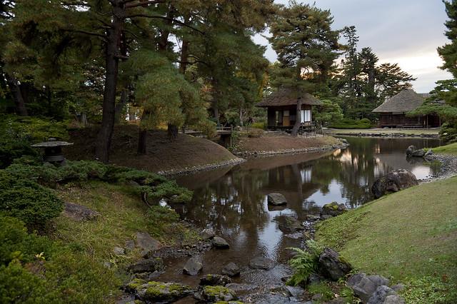 Oyakuen_01 Aizu Matsudaira's Royal Garden