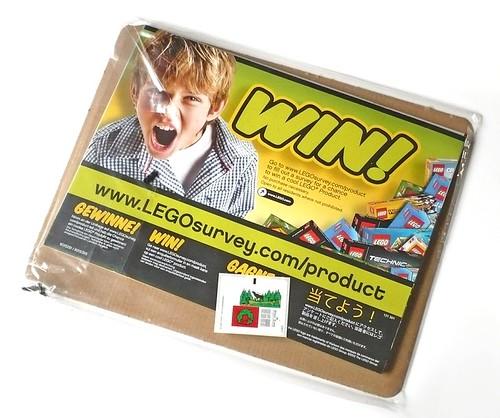 LEGO 10229 Winter Village Cottage pack01
