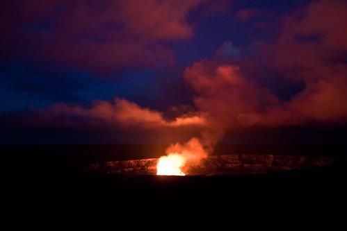volcano hawaii bigisland volcanonationalpark bigislandhawaii
