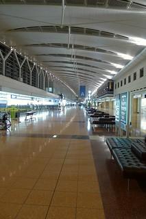 羽田空港 T2 出發大廳