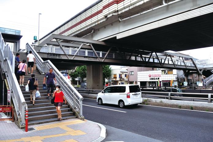 b1-6-043-首里製__跨過天橋到對面的和泉明店街