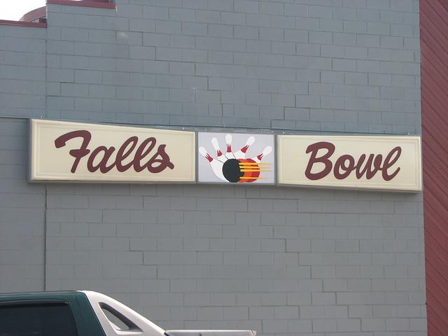 Falls Bowl, Chippewa Falls, WI