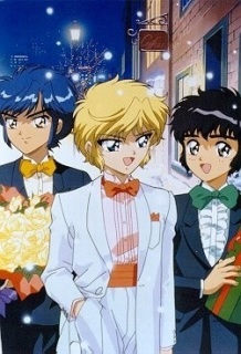 Clamp School Detective Ova - Clamp School Detective Ova