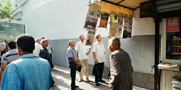 Journalists, Ben Ali, and Marzouki's 'Black Book'