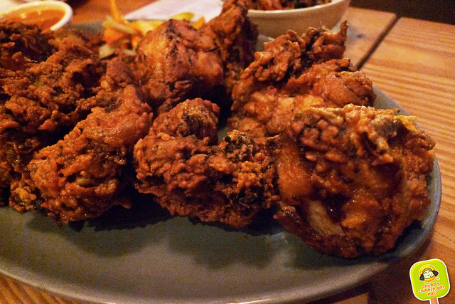 fatta cuckoo - fried chicken
