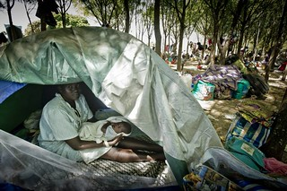 UNHCR News Story: Born on the run: South Sudanese mothers name babies to reflect ordeal